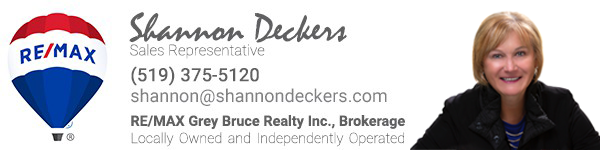Owen Sound Real Estate and Homes for Sale | Shannon Deckers RE/MAX